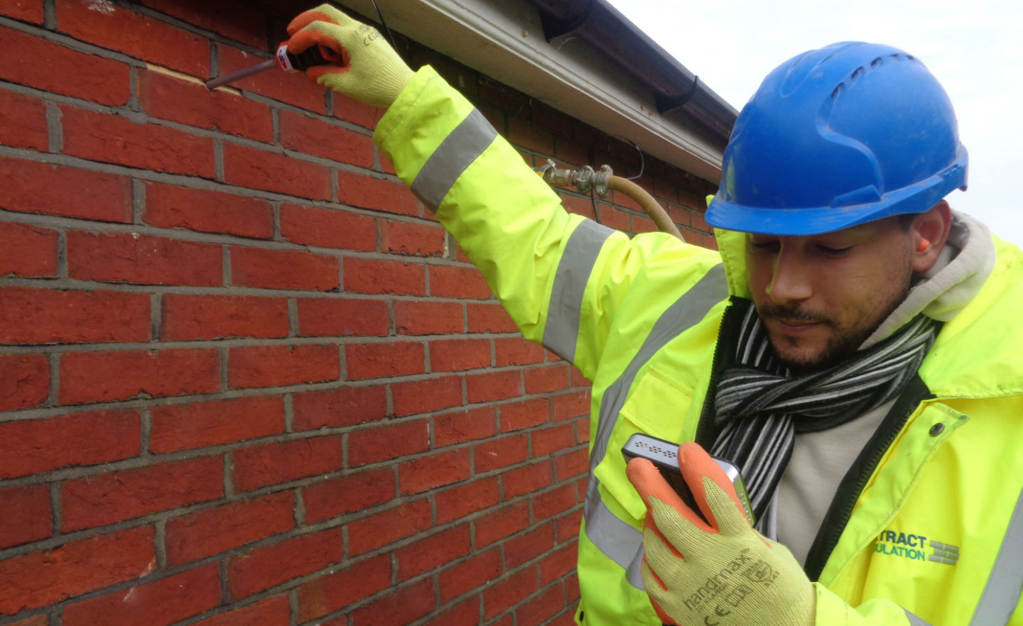 Extract Insulation Inspection Services